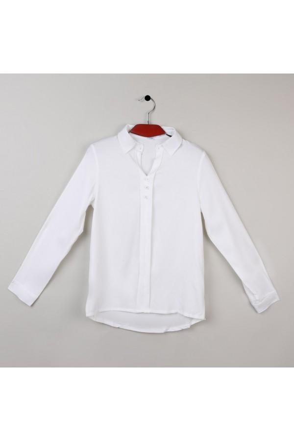 قميص رسمي بأكمام طويلة