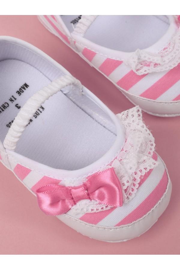 حذاء مقلم بتفاصيل فينوكة