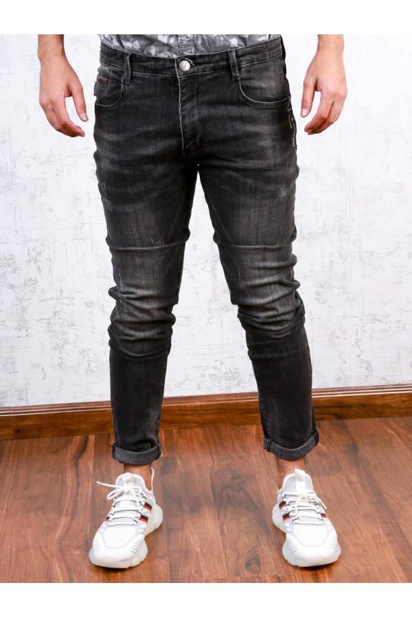 بنطلون جينز ساده بجيوب
